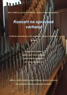 Koncert na opravené varhany